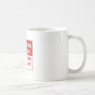 Taza De Café Cure esta nación - desigualdad de la renta del