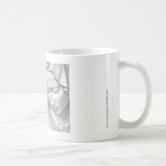 Taza De Café Customizable Virgin Mary Mug