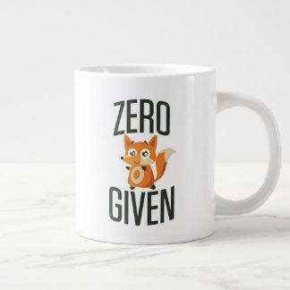Taza de café dada Fox cero 20oz