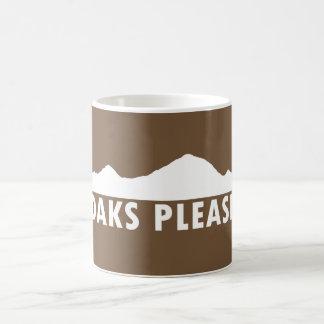 Taza De Café Daks por favor