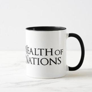 Taza de café de Adán Smith