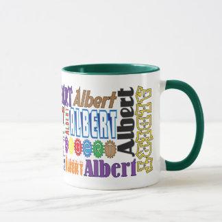 Taza de café de Albert