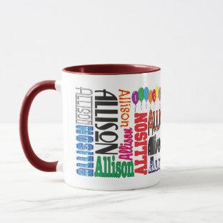 Taza de café de Allison