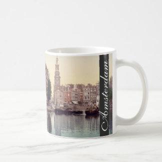 Taza de café de Amsterdam