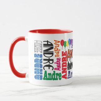 Taza de café de Andre