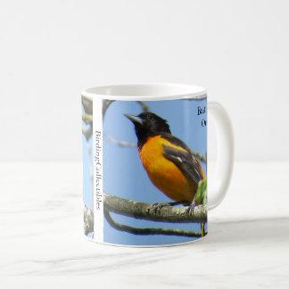 Taza de café de Baltimore Oriole por