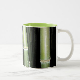 Taza de café de bambú del diseño