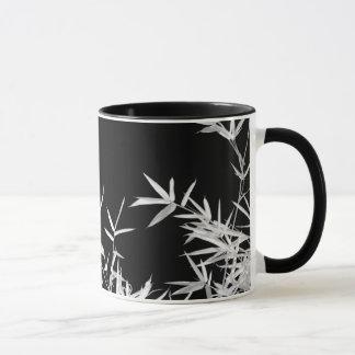 Taza de café de bambú infrarroja del zen