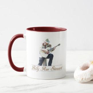 Taza de café de Billy Rae Stewart (tono dos)