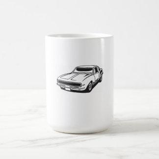 Taza de café de Camaro