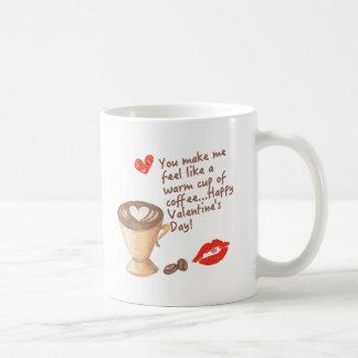 Taza de café de cerámica impresa PoHuLocal-Tarjeta