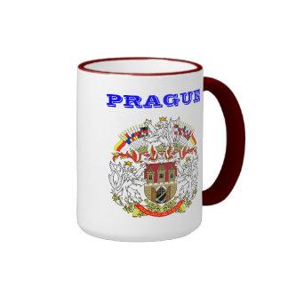 Taza de café de Checo Republic*- Praga