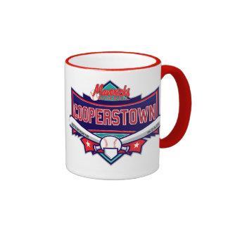 Taza de café de Cooperstown