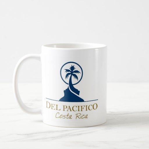 Taza de café de Del Pacifico