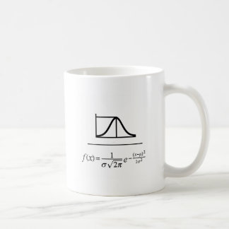 Taza De Café De distribución normal