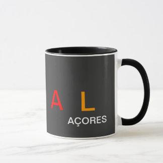 Taza de café de Faial
