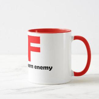 Taza de café de GF - el gluten divertido libera