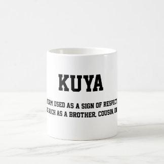 Taza de café de Kuya