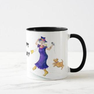 Taza de café de la abuela