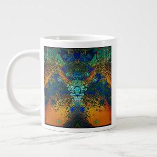 Taza de café de la activación