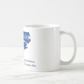Taza de café de la amabilidad de Carolinan