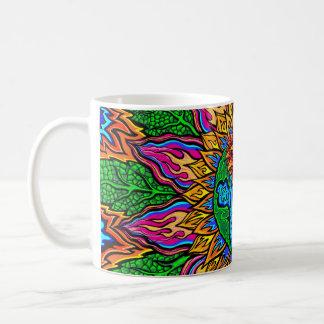 Taza de café de la aparición