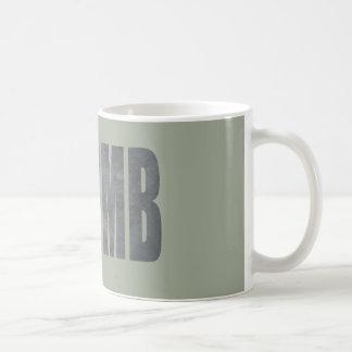 Taza de café de la escalada