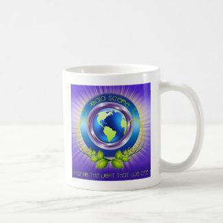 Taza de café de la escena de Gaia