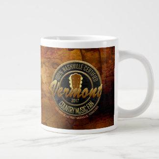 Taza de café de la fan de música country de
