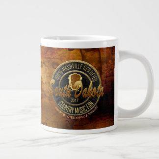 Taza de café de la fan de música country de Dakota