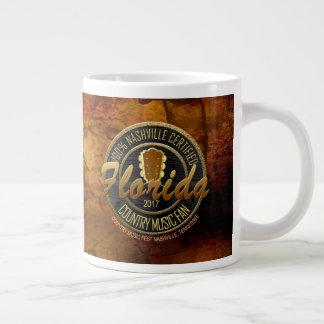 Taza de café de la fan de música country de la