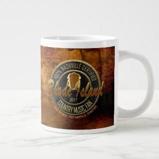 Taza de café de la fan de música country de Rhode