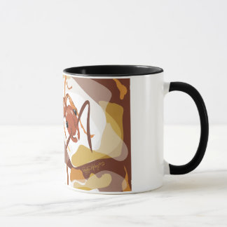 Taza de café de la hormiga (Megalomyrmex)