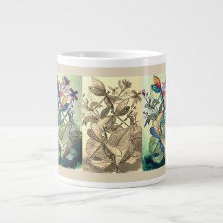 Taza de café de la libélula