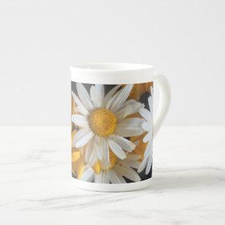 Taza de café de la margarita
