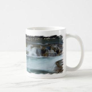 taza de café de la naturaleza