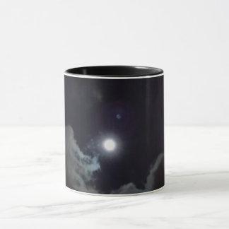 Taza de café de la noche