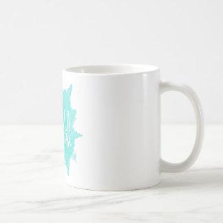 Taza De Café De la playa blanco por favor