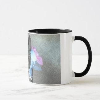 Taza de café de la reina FiFi