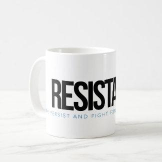 Taza de café de la RESISTENCIA