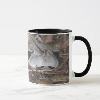 Taza de café de la serpiente