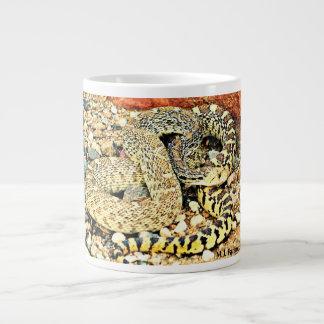 Taza de café de la serpiente de Gopher de Sonoran
