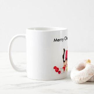Taza de café de las Felices Navidad de York