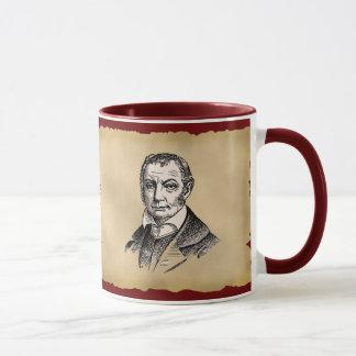 Taza de café de las rebabas de Aaron