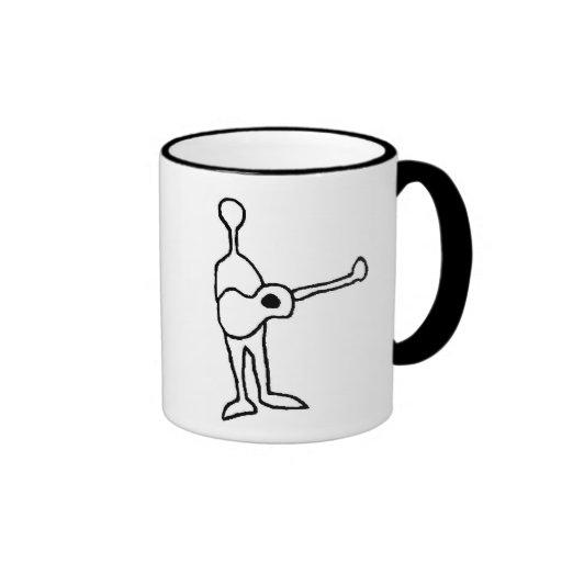 Taza de café de las traineras de la conferencia