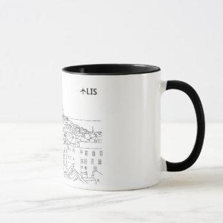 Taza de café de Lisboa