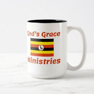Taza de café de los ministerios de la tolerancia