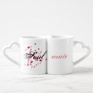 taza de café de los pares