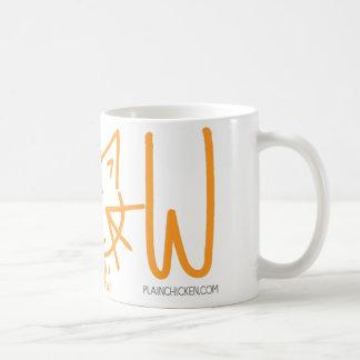 Taza de café de lunes del maullido