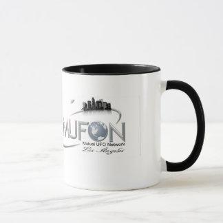 Taza de café de MUFON Los Ángeles